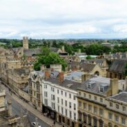 Two Top Liveability Studies in Oxfordshire